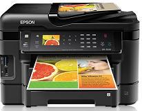 Epson WF-3530 Printer Driver