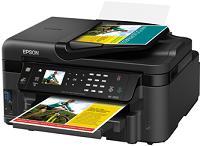 Epson WF-3520 Printer Driver