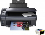 Epson Stylus DX7400 Printer