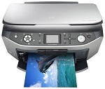 Epson Stylus Photo RX640 Printer