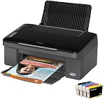 Epson Stylus TX106 Printer