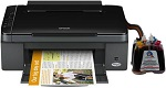 Epson Stylus TX117 Printer