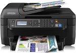 Epson Workforce Pro WF-2650DWF Printer