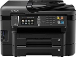 Epson Workforce Pro WF-3640DTWF Printer
