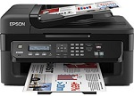 Epson Workforce Pro WF-2520NF Printer