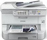 Epson Workforce Pro WF-8510DWF Printer