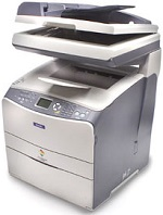Epson AcuLaser CX11NF Printer