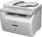 Epson AcuLaser CX17NF Printer