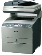 Epson AcuLaser CX21N Printer