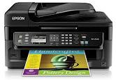 Epson WF-2540 Printer Driver