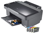 Epson Stylus DX4000 Printer