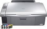 Epson Stylus DX5000 Printer