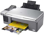 Epson Stylus DX6000 Printer