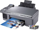 Epson Stylus DX6050 Printer