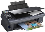 Epson Stylus DX8400 Printer