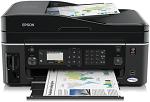Epson Stylus Office BX610FW Printer