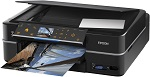 Epson Stylus Photo PX720WD Printer
