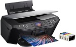 Epson Stylus Photo RX610 Printer