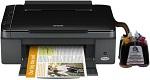 Epson Stylus TX117 Printer