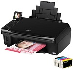 Epson Stylus TX410 Printer