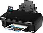 Epson Stylus TX550W Printer