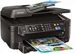 Epson Workforce Pro WF-2660DWF Printer