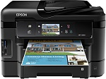 Epson Workforce Pro WF-3540DTWF Printer