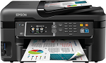 Epson Workforce Pro WF-3620DWF Printer