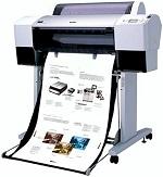 Epson Stylus Pro 7880 Printer